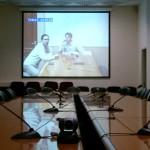 Сеть конференцзалов с Видеоконференцсвязью — нефтяная компания