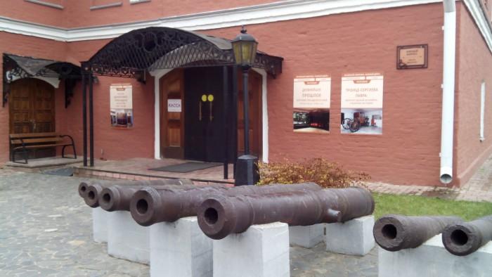 Музей СП 1